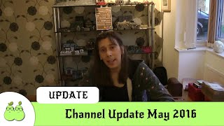 A Role Playing Informal: Channel Update May 2016