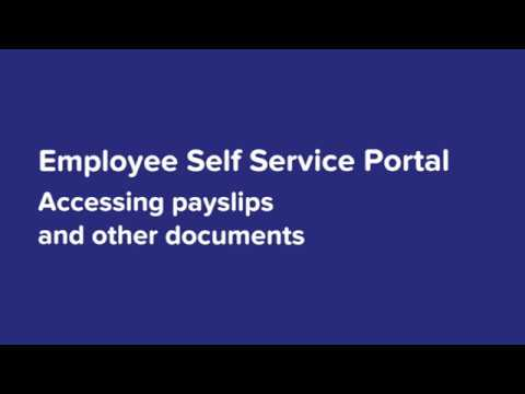 VIDEO: How to Access Pay Slips in the Employee Self Service (ESS