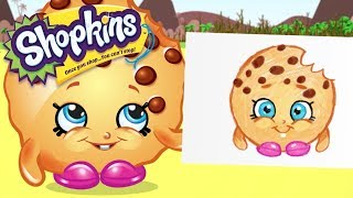 SHOPKINS Cartoon - ARTISTIC COOKIE | Cartoons For Children