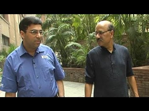 Walk The Talk with Viswanathan Anand