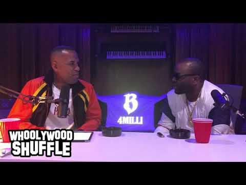BAKA NOT NICE Talks DRAKE , 4MILLI , and GIGGS  with DJ WHOO KID