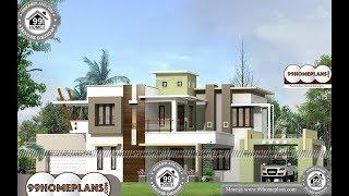 Indian House Design By 99HOMEPLANS COM [ Esp: M035 ]