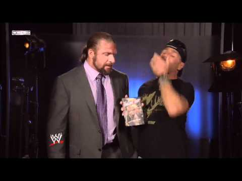 Triple H and Shawn Michaels Funny Segment Inside Out (DX)