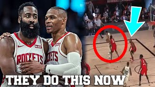 How James Harden, Russell Westbrook and The Houston Rockets Became a Threat in the NBA (FT. Defense)