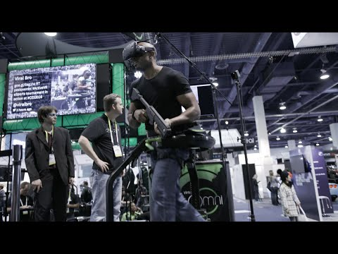 Virtuix Omni - Best of CES 2016