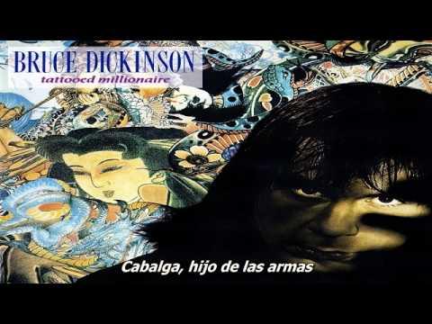 Bruce Dickinson - Son Of A Gun (subtitulado)