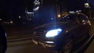 Infiniti FX37s VS Mercedes-Benz ML400