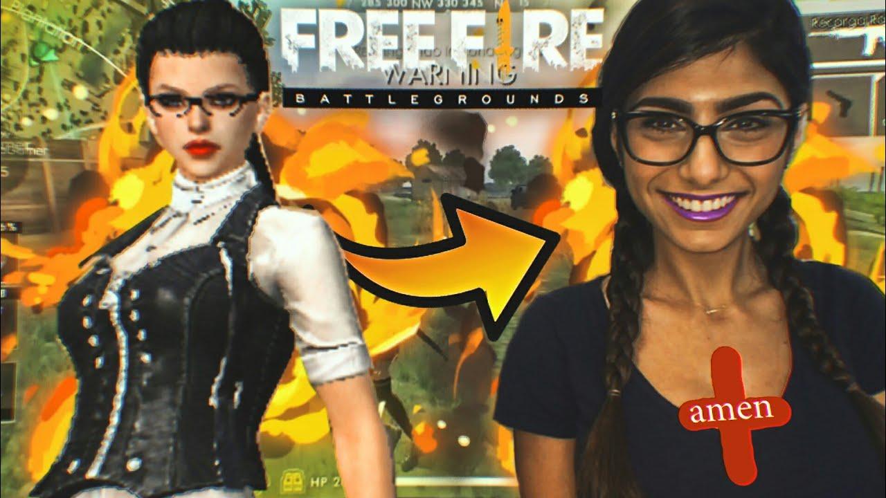 Kelly Fire Wallpaper Free: PERSONAJES DE FREE FIRE EN LA VIDA REAL!! NIKITA, ANDREW