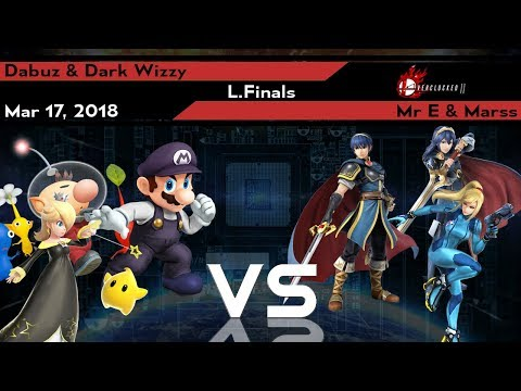 Overclocked II - [L.Finals] Dabuz & Dark Wizzy vs Mr E & Marss