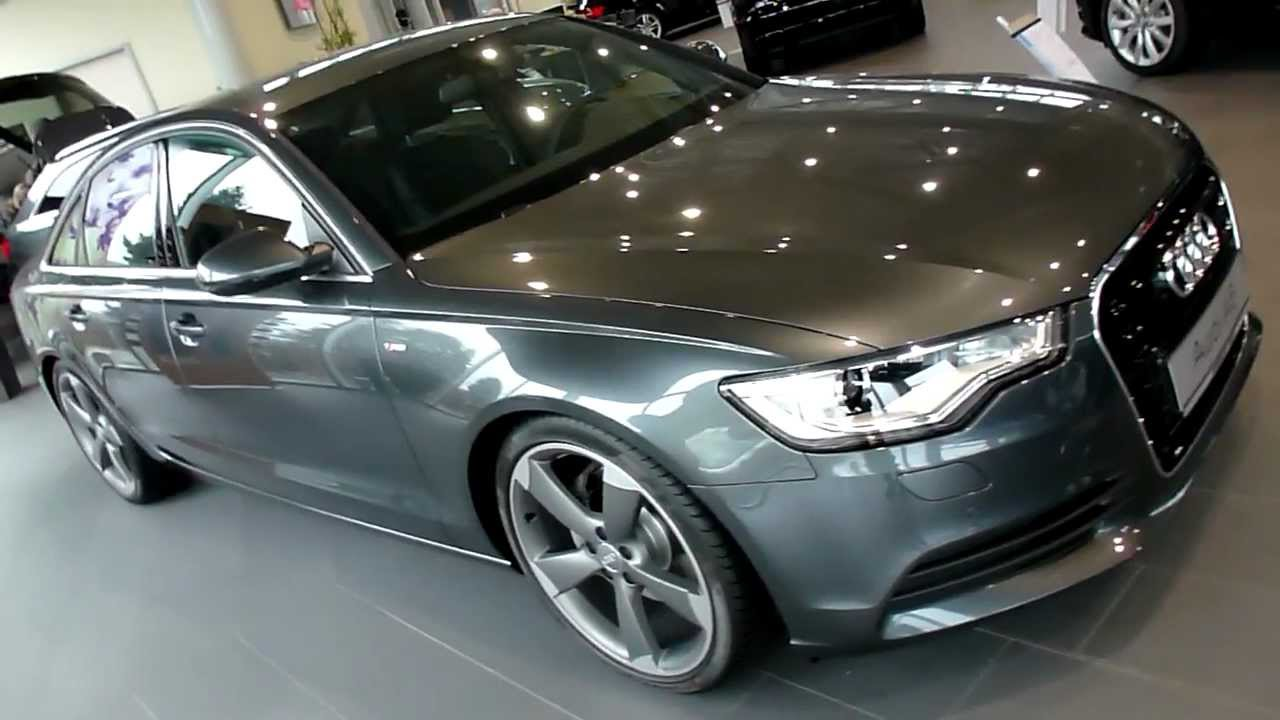 2012 audi a6 3 0 tfsi v6 s line playlist 39 39 2012 audi a6 s line models 39 39 youtube. Black Bedroom Furniture Sets. Home Design Ideas