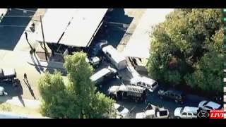 Phoenix police follow vehicle across Valley 11-13-18