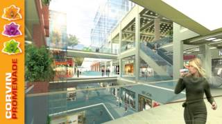 Corvin Promenade: Promo vídeo