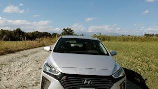 Hyundai Ioniq vs Lexus CT200H - Hybrid comparison