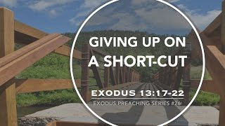 GIVING UP ON A SHORT-CUT- Pastor Billy Jung (Hope of Glory)