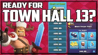 Baixar READY for Town Hall 13? Clash of Clans Update NEW Season!