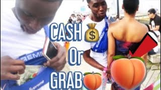 KISS OR GRAB 😘🍑 | PUBLIC INTERVIEW (MEMORIAL DAY WEEKEND EDITION 🌴)