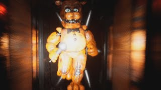 Entrando en el Bunker SECRETO De FNAF Lleno De ANIMATRONICOS ! | Five nighst at freddy's The bunker
