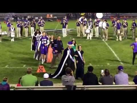 Box Elder High School Homecoming Football Game, Brigham City Utah 2015
