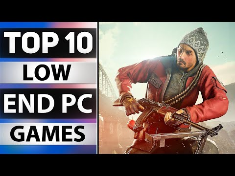 TOP 10 BEST LOW END PC GAMES 2021 | LOW SPECS PC GAMES | 2GB RAM PC GAMES NO GRAPHICS CARD thumbnail