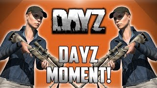 DayZ Funny Moment! - How To Make Friends!