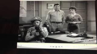 Funny Clip • Barney Fife & Thelma Lou