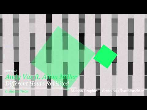 Andy Vaz feat. Alton Miller - Bygone Times Revisited [YORE012.5]