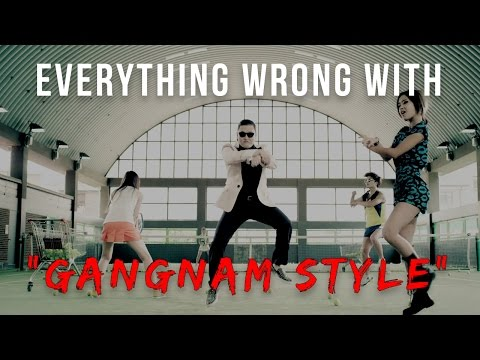"Everything Wrong With Psy - ""Gangnam Style"""