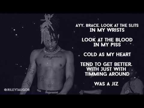 XXXTentacion - You Never Know [LYRICS]