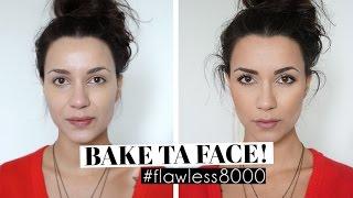 BAKE TA FACE! #flawless8000 + Olivia Palermo x Ciaté | Coline