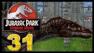 Jurassic Park: Operation Genesis - Episode 31 - Dino Rampage
