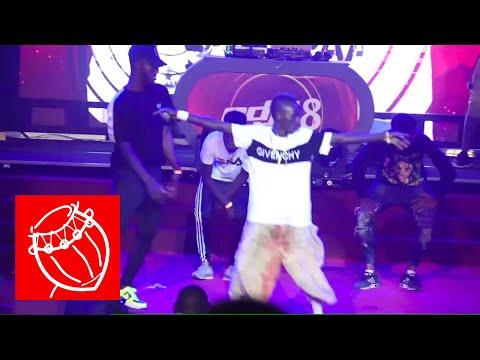 "Patapaa performed ""Akwaaba"" at the Ghana DJ Awards 2018"