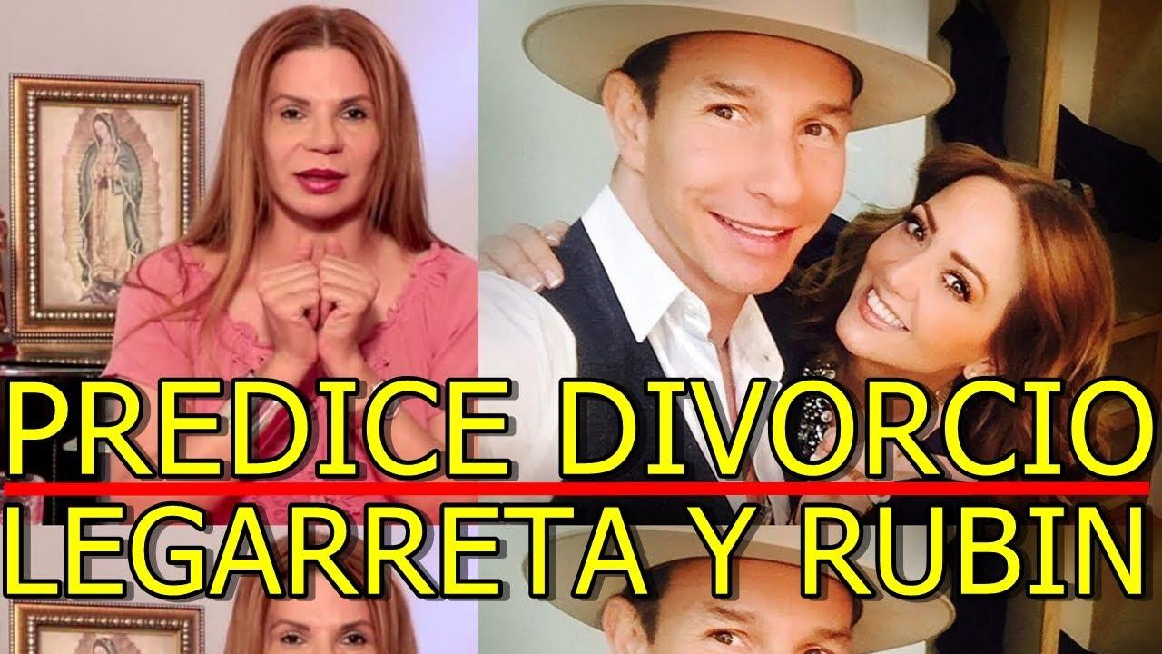 Mhoni Vidente Predice Divorcio De Andrea Legarreta Y Erik Rubin Tras