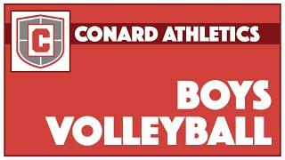 Conard JV / Varsity Volleyball vs. Wolcott Tech - May 10, 2021
