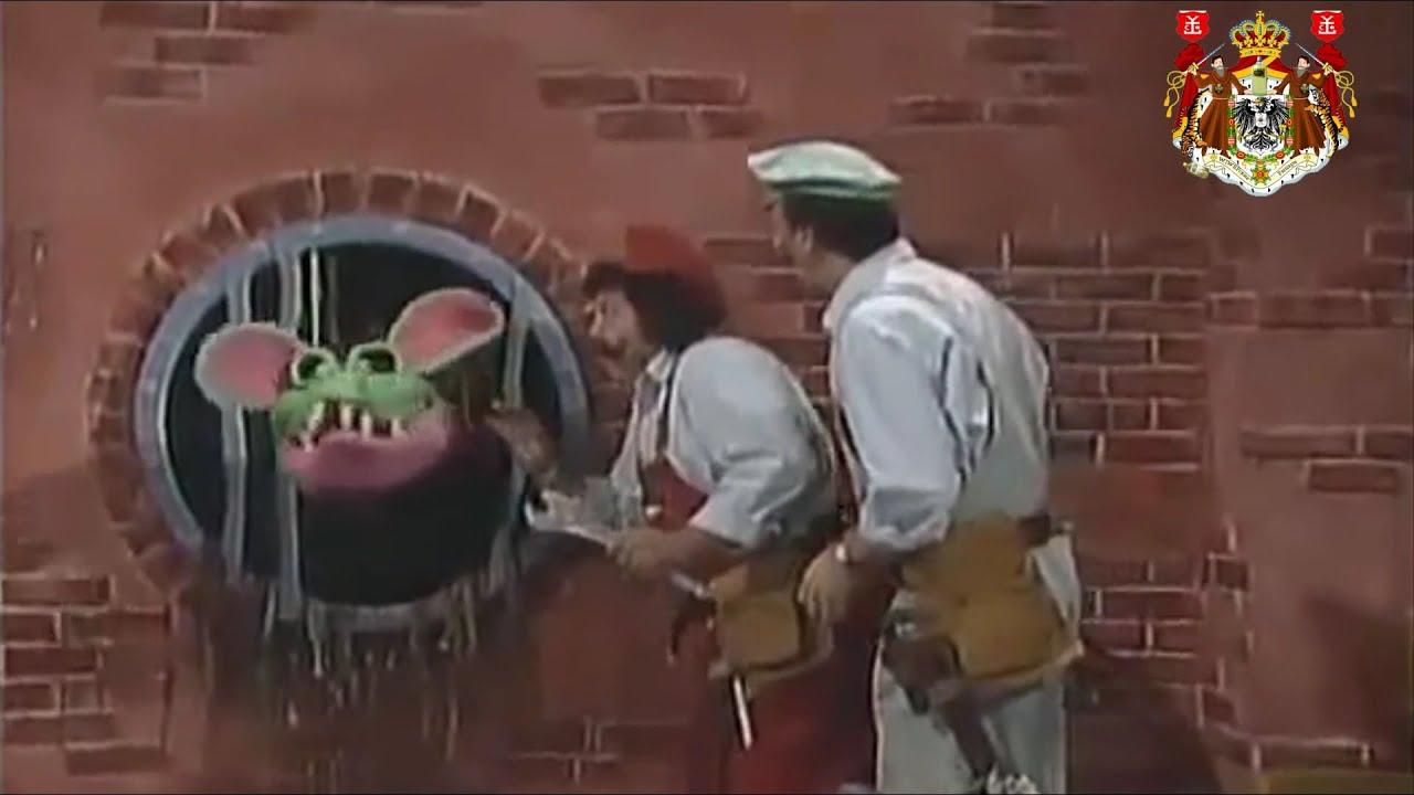 Смотреть прон мультфильм марио