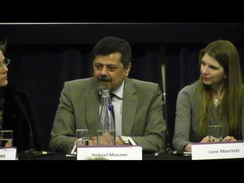 RUSI Panel Discussion: Letters from Baghdad