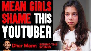 Mean Girls Shame YouTuber ft. Cole Labrant (Behind-The-Scenes) | Dhar Mann Studios