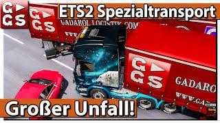 ETS2 SPEZIALTRANSPORT 🚚 Unfall! Was nun? ► #28 Euro Truck Simulator 2 DLCs deutsch