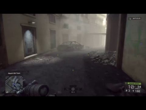 Out of map exploration - Battlefield 4