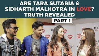 Are Tara Sutaria & Sidharth Malhotra in love?