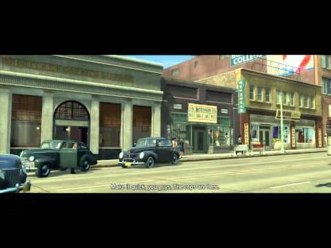 LA Noire - Patrol Desk Case 2 - Armed And Dangerous