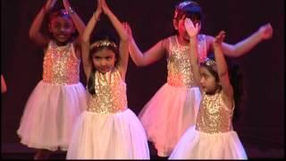 London Thumakda - Children's Dance - 25th Anniversary Show