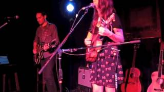 Sara Bareilles- I Just Want You (NEW SONG!) @ Cafe Du Nord, San Francisco 11/25/2012