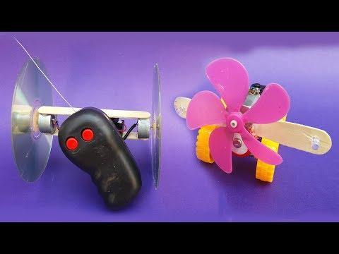 2 Amazing Ideas For DC Motor | 2 Awesome Life Hacks DIY | My Hacks