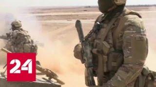 Президент лично вручил военным награды за Сирию - Россия 24