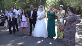 Чеченская свадьба в Кыргызстане ,Рамзана и Луизы.