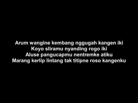 NITIP KANGEN - ARLIDA PUTRI NEW PALLAPA (Lirik Video) HD