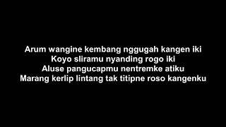 NITIP KANGEN - ARLIDA PUTRI NEW PALLAPA (Lirik Video) HD Mp3