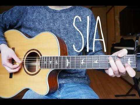 sia-cheap-thrills-guitar-cover-mattias-krantz