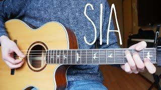 Sia - Cheap Thrills - Guitar Cover | Mattias Krantz