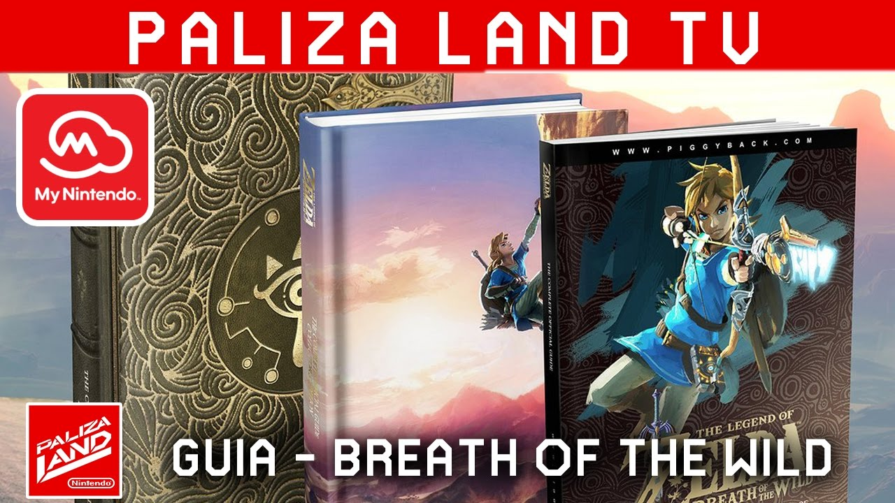 Guide pdf wild of zelda breath the